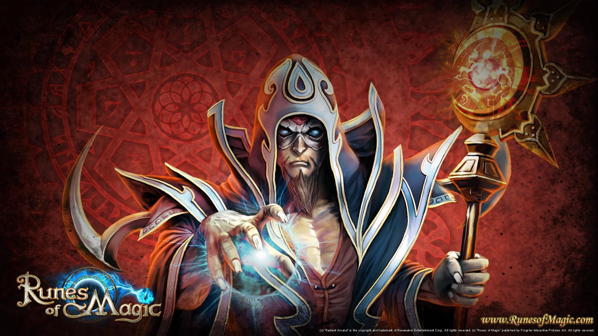 runes of magic online