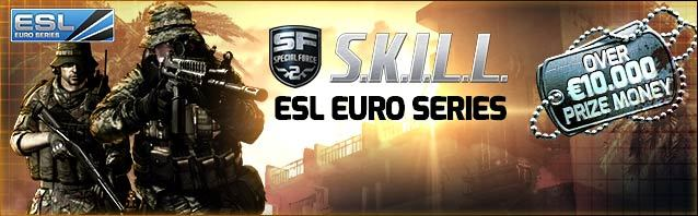 The ESL Euro Series' Play Offs are starting!