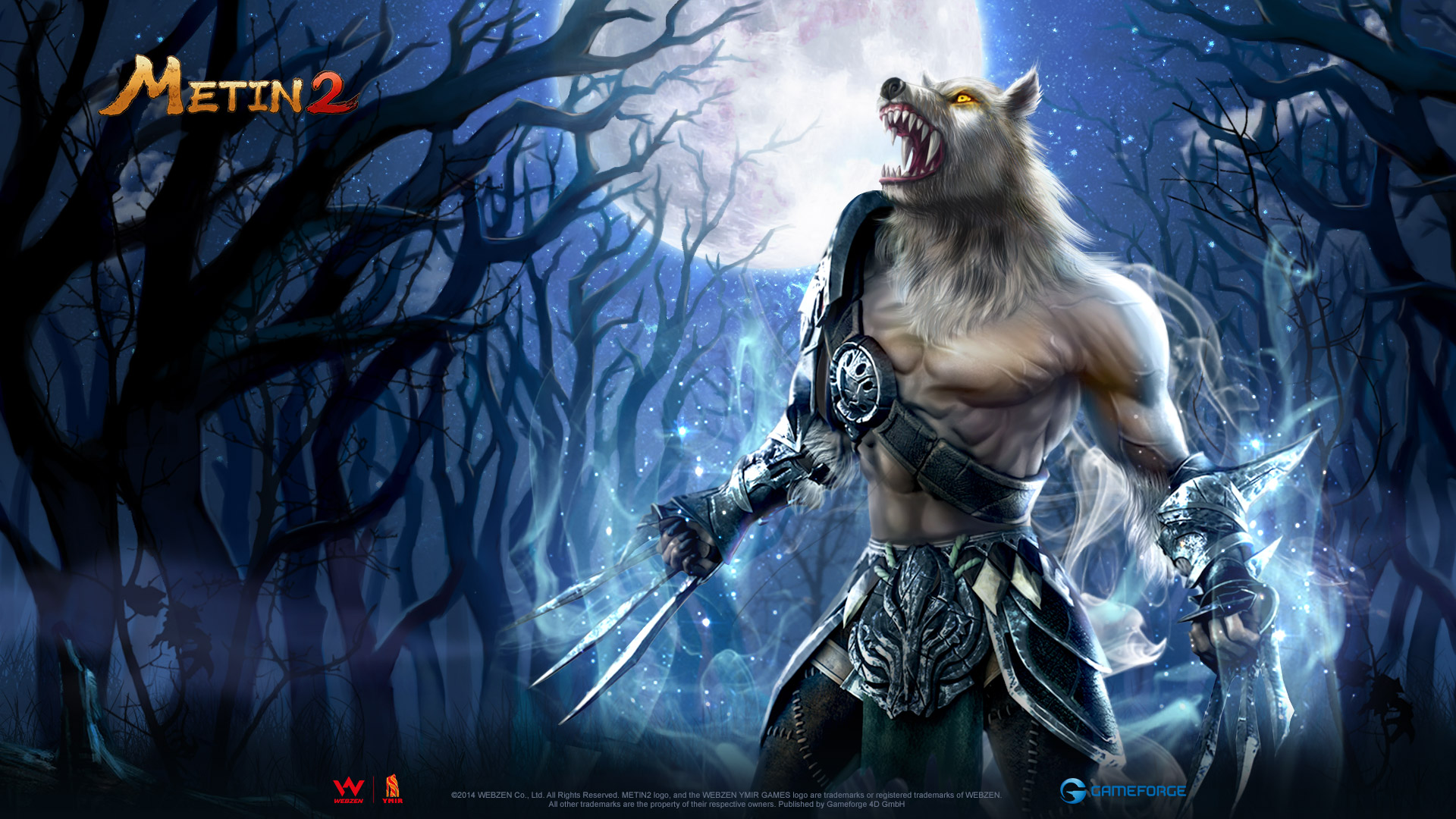 the white wolf spielen