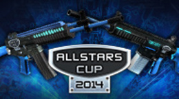 Over €10,000 prize money in the Allstars Cup 2014!