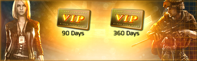 VIP packs cheaper for one whole week!
