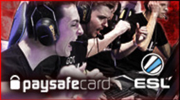 WIN A TRIP TO GAMESCOM WITH PAYSAFECARD