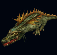 Thorn Scale Crocodile
