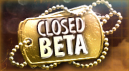 The Closed Beta has started