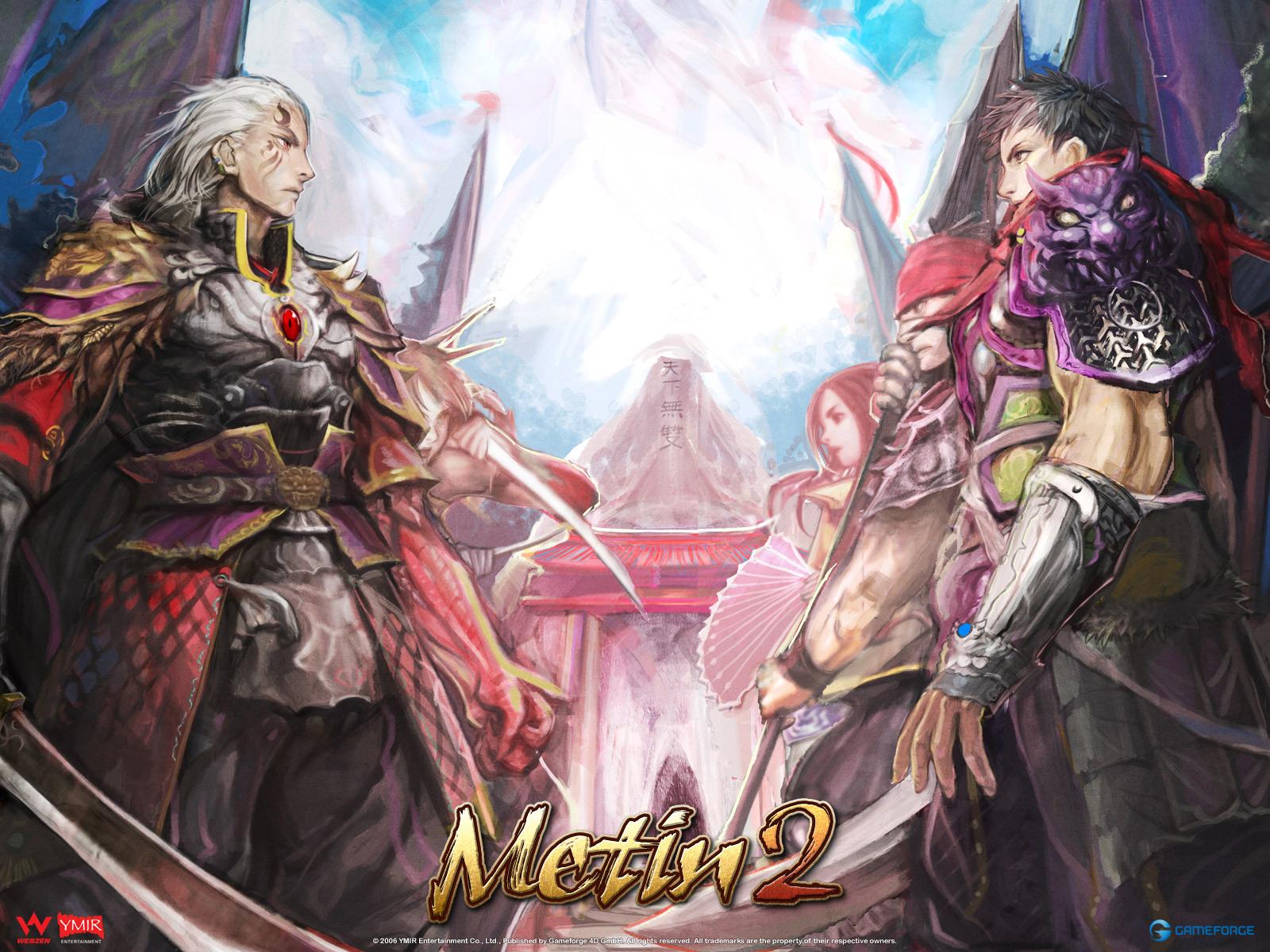 Metin2 - Doğuya Has Macera MMOG - Galeri