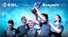 Die Gewinner der ESL S.K.I.L.L. Pro League: PENTA Sports!